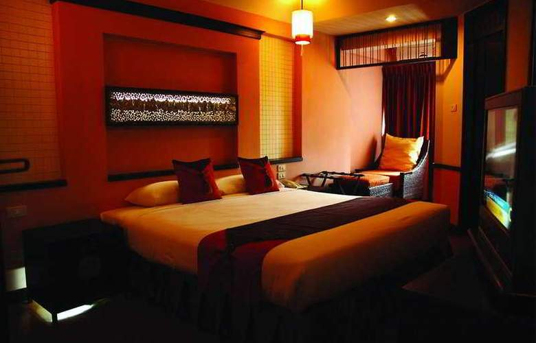 Chiang Mai Gate Hotel - Room - 4