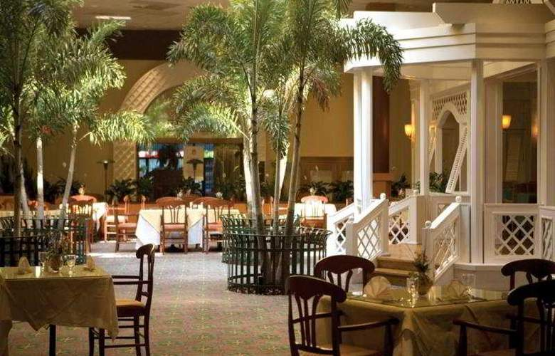 Orlando Sun Resort (Ramada Resort - Celebration) - Restaurant - 8
