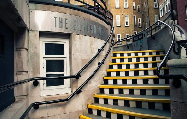 Generator Hostel London - Hotel - 0