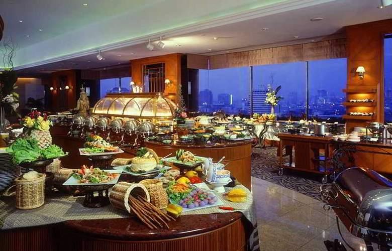 Crowne Plaza Bangkok Lumpini Park - Restaurant - 4