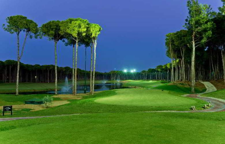 Regnum Carya Golf & Spa Resort - Sport - 23