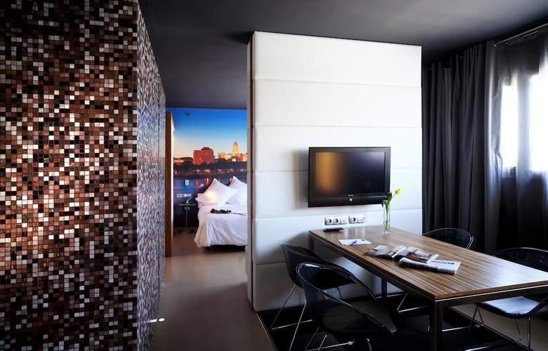 Barceló Málaga - Room - 14