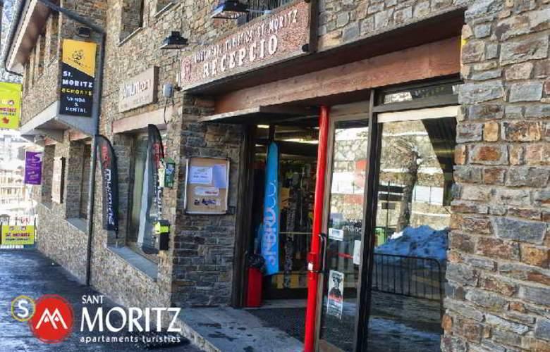 Apartamentos Sant Moritz - General - 18