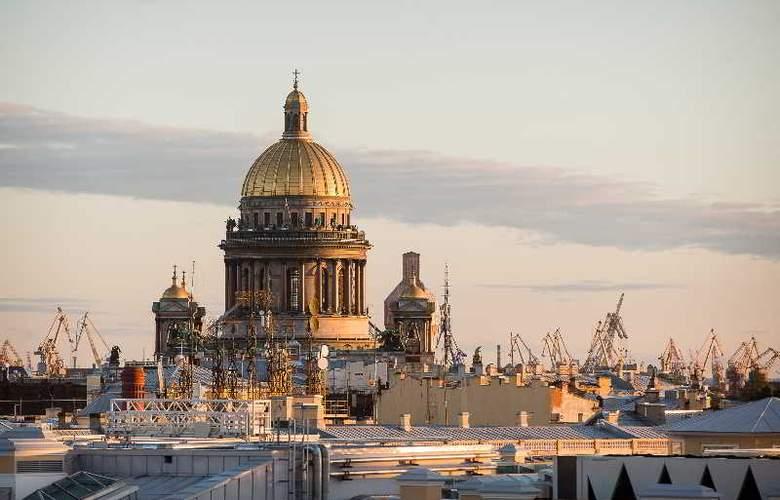 Nevsky Sky Hotel - Hotel - 6