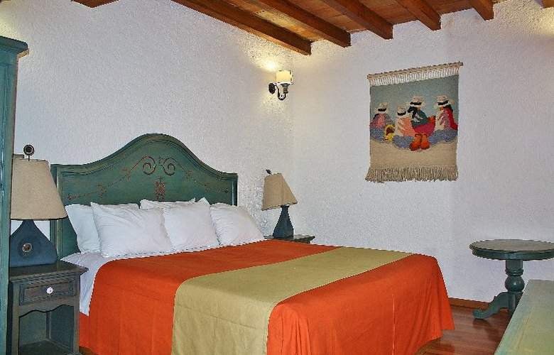 Hotel Suites Meson de la Merced - Room - 9