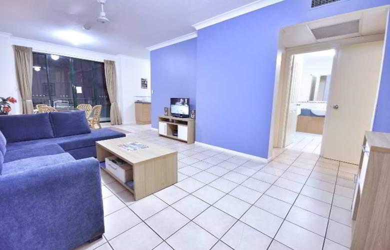 Grosvenor in Cairns - Room - 15
