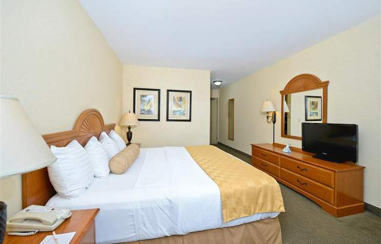 Best Western Of Long Beach - Room - 28