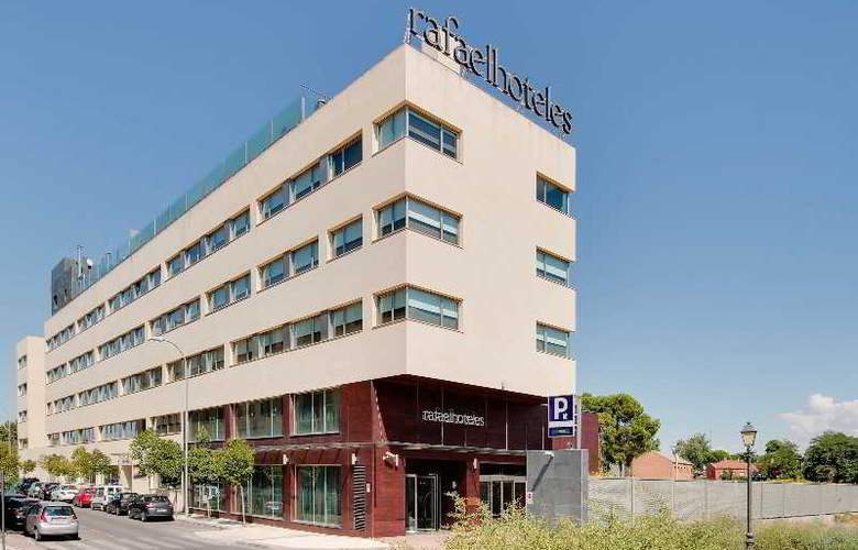 Rafaelhoteles Forum Alcala - Hotel - 7