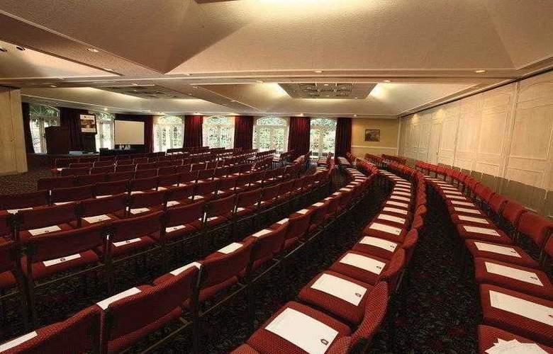 Best Western Willerby Manor Hotel - Hotel - 21
