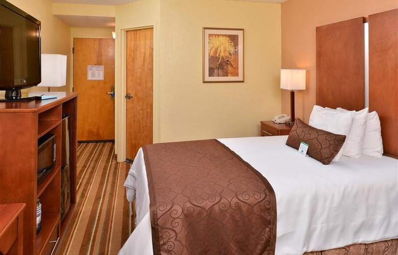 Best Western Plus Richmond Airport Hotel - Room - 91