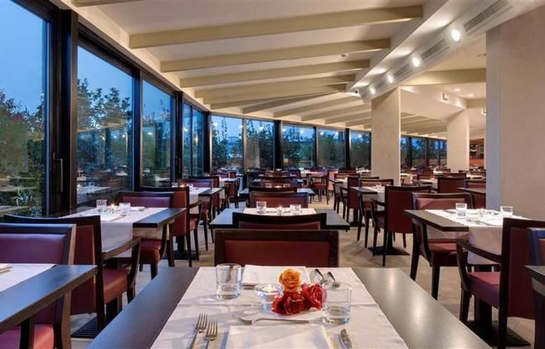 Best Western Galles Milan - Restaurant - 117