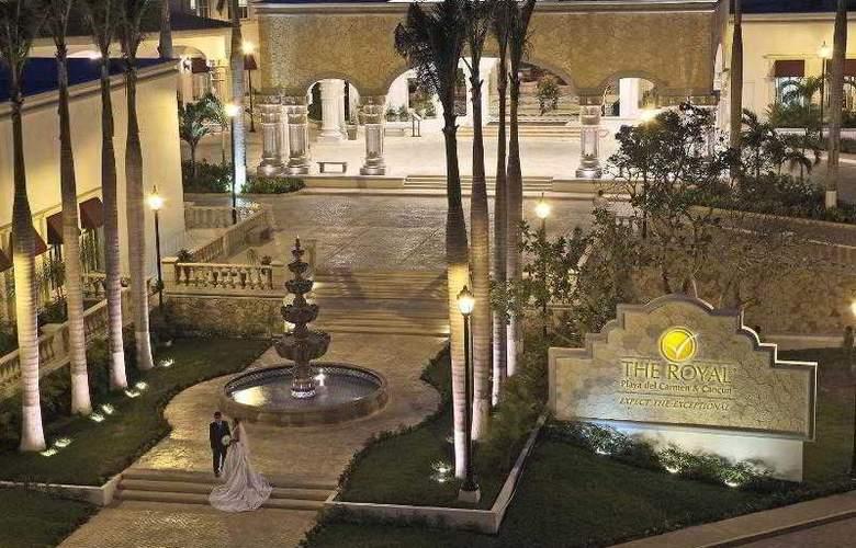 The Royal Playa del Carmen All Inclusive - General - 11