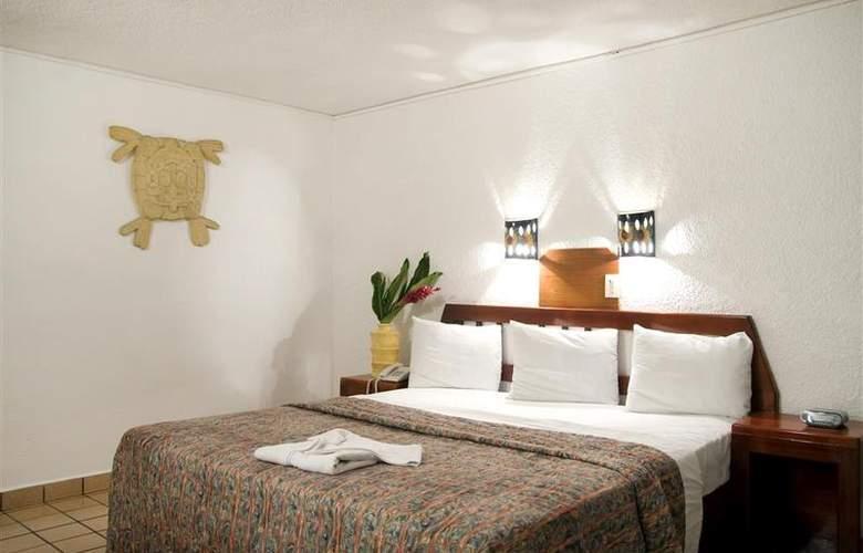 Best Western Maya Palenque - Room - 18
