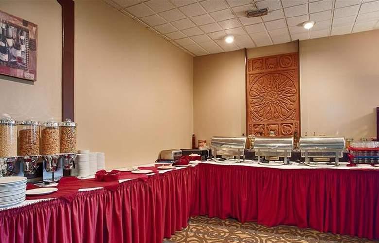 Coast West Edmonton Hotel & Conference Centre - Restaurant - 63