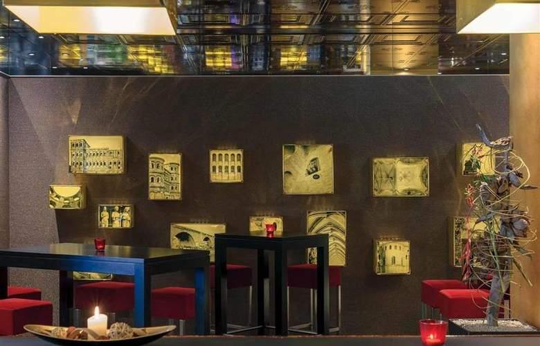 Mercure Hotel Trier Porta Nigra - Bar - 35