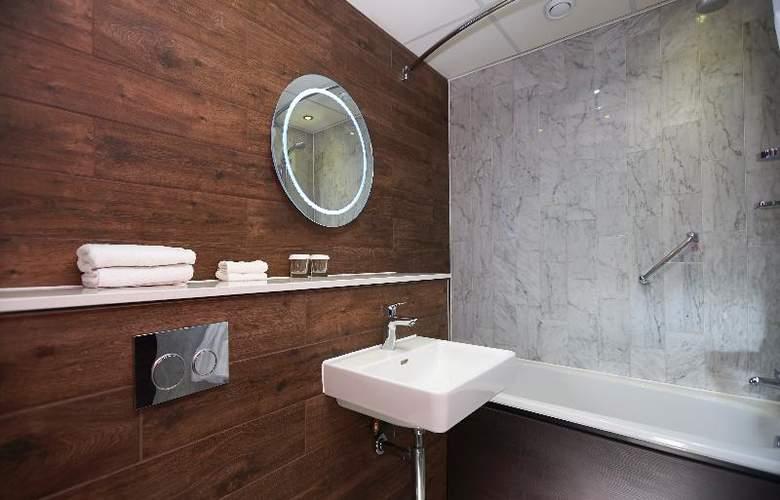 Hilton London Docklands Riverside - Room - 20