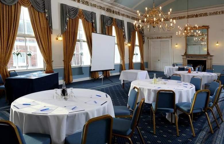 Best Western George Hotel Lichfield - Conference - 113