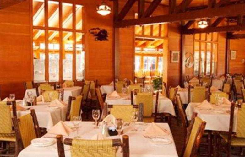 The Lodge at Bryce Canyon - Restaurant - 2