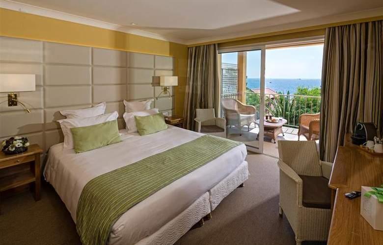 Best Western Hotel Montfleuri - Room - 89