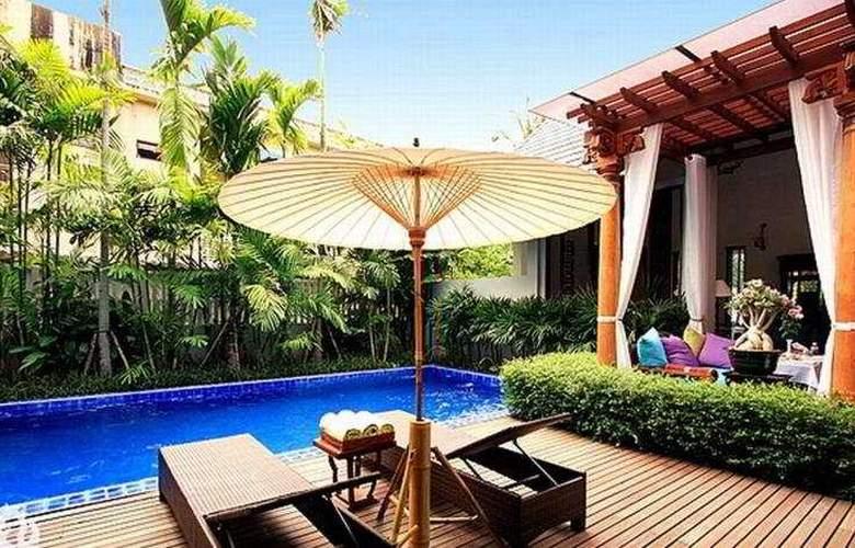 Baan Klang Wiang Boutique Hotel Chiang Mai - Pool - 6