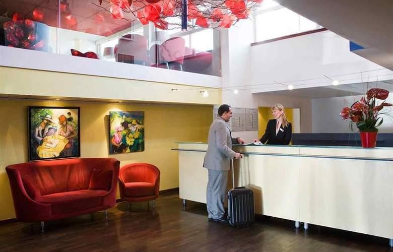 Mercure Marseille Prado - Hotel - 35