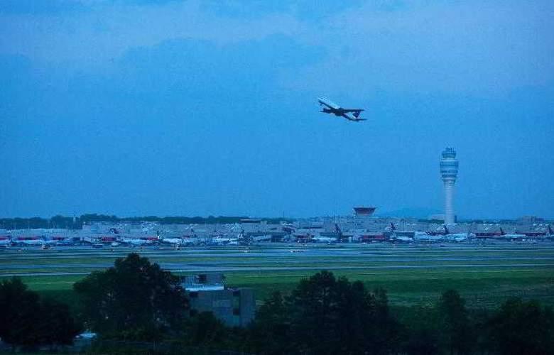 Sheraton Gateway Hotel Atlanta Airport - Hotel - 17