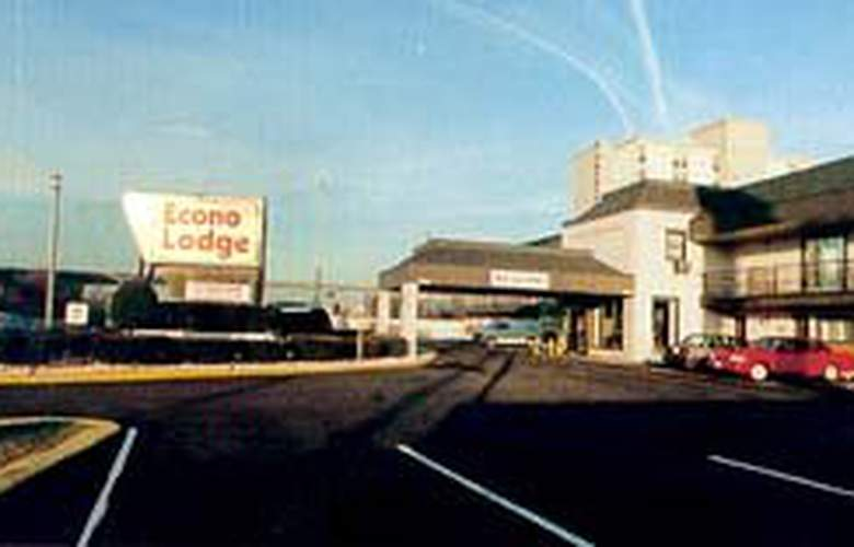 Econo Lodge Newark International Airport - Hotel - 0