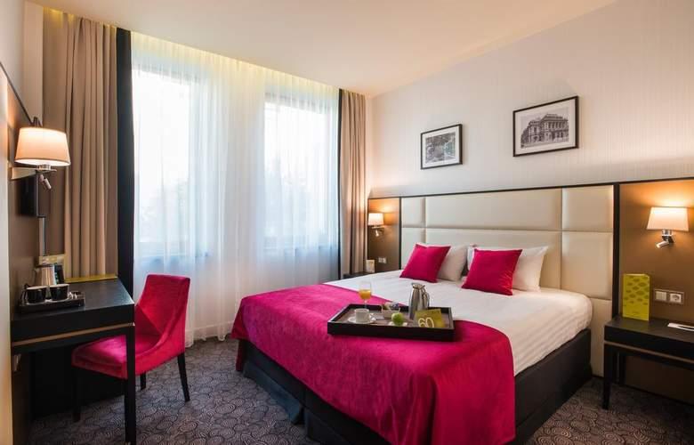 Eurostars Danube Budapest - Room - 11