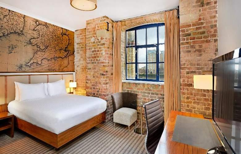 Hilton London Docklands Riverside - Room - 17