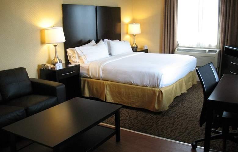 Holiday Inn Express Philadelphia Penns Landing - Room - 16