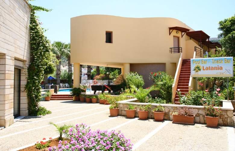 Latania Studios & Apartments - Hotel - 0