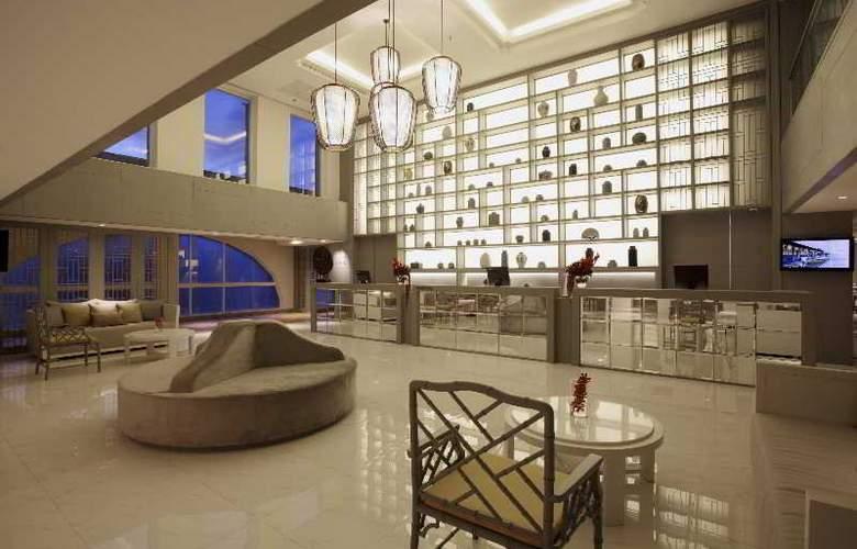 Prime Hotel Central Station Bangkok - General - 9