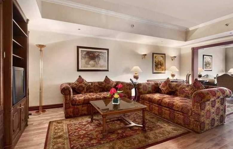 Hilton Zamalek Residence Cairo - Hotel - 3