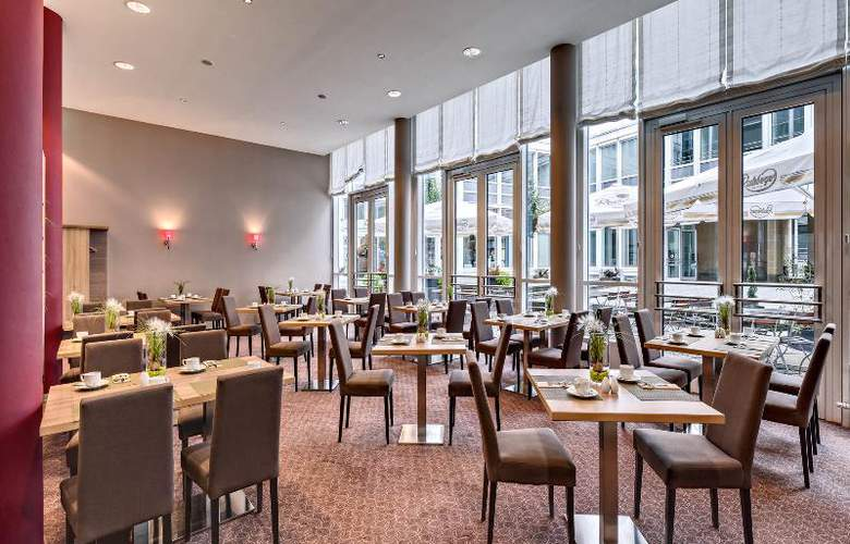 Park Inn by Radisson Dresden - Restaurant - 9