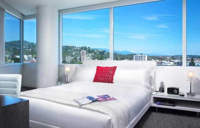 W Hollywood - Room - 16