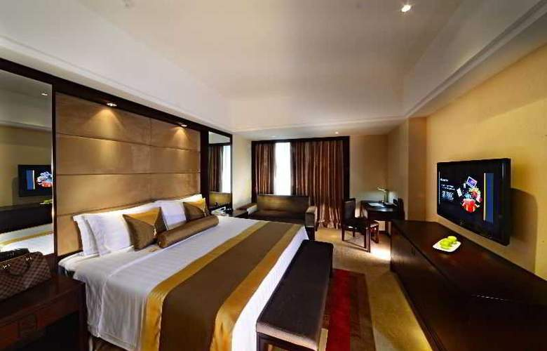 Howard Johnson Wuzhong Business Club Hotel Suzhou - Room - 6