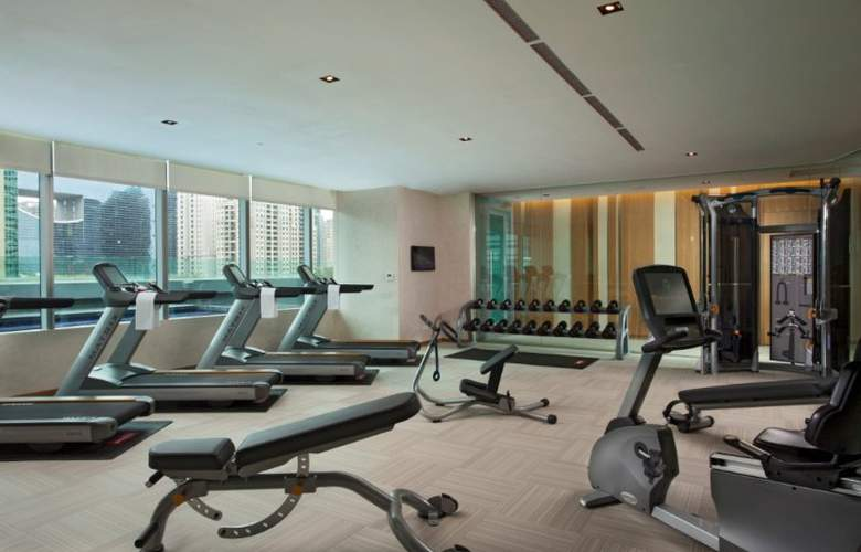 Millennium Vee Hotel Taichung - Sport - 5