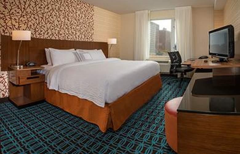 Fairfield Inn & Suites New York Manhattan/Downtown East - Room - 13
