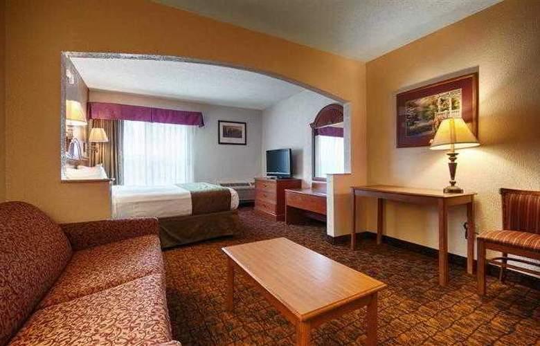 Best Western Suites - Hotel - 13