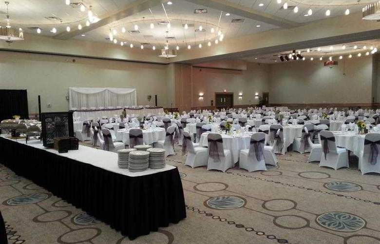 Best Western Plus Camrose Resort & Casino - Conference - 24