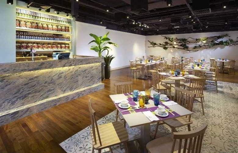 City Garden - Restaurant - 22