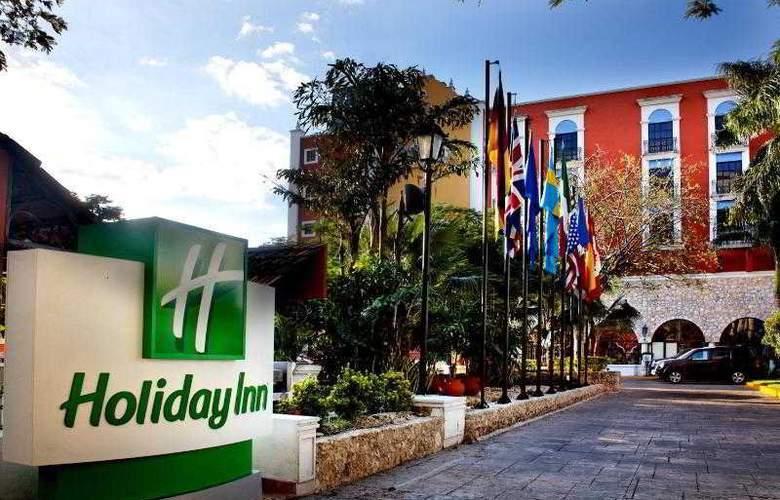 Holiday Inn Merida - Hotel - 12