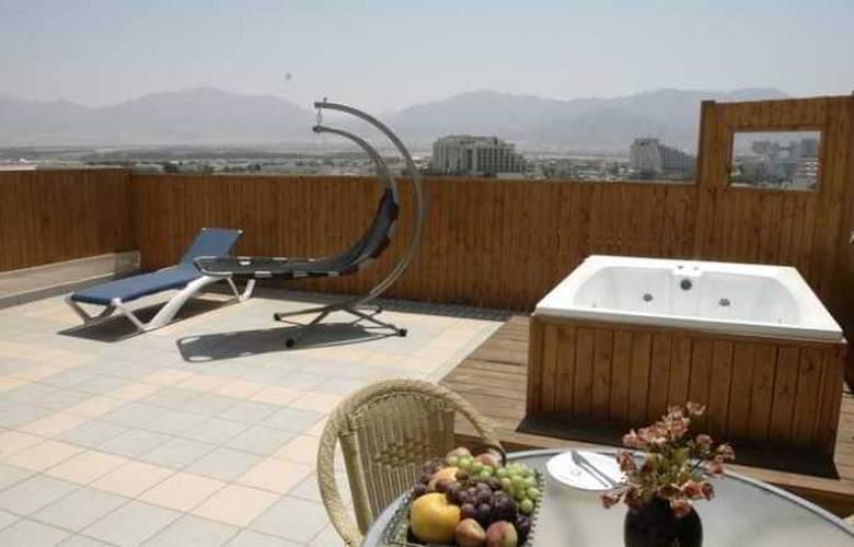 C Hotel Eilat - Terrace - 8