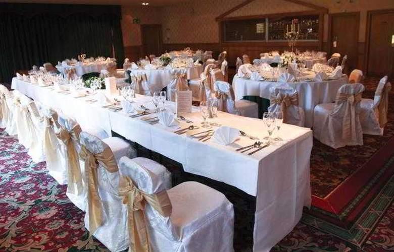 Best Western Strathaven Hotel - Hotel - 41