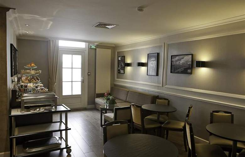 BEST WESTERN SEVRES MONTPARNASSE - Restaurant - 22