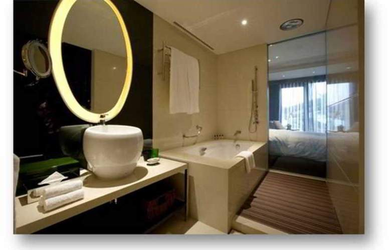Hotel Eclat Beijing - Room - 16