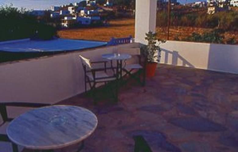 Vienoula's Garden  - Terrace - 8