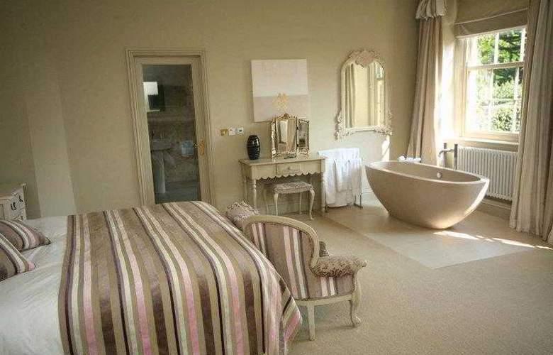 Best Western Mosborough Hall - Hotel - 82