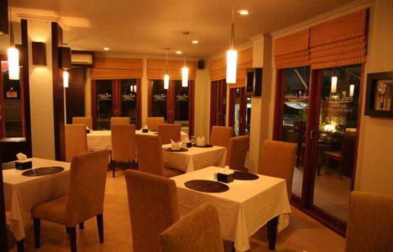 Bali Baliku Luxury Villa - Restaurant - 53