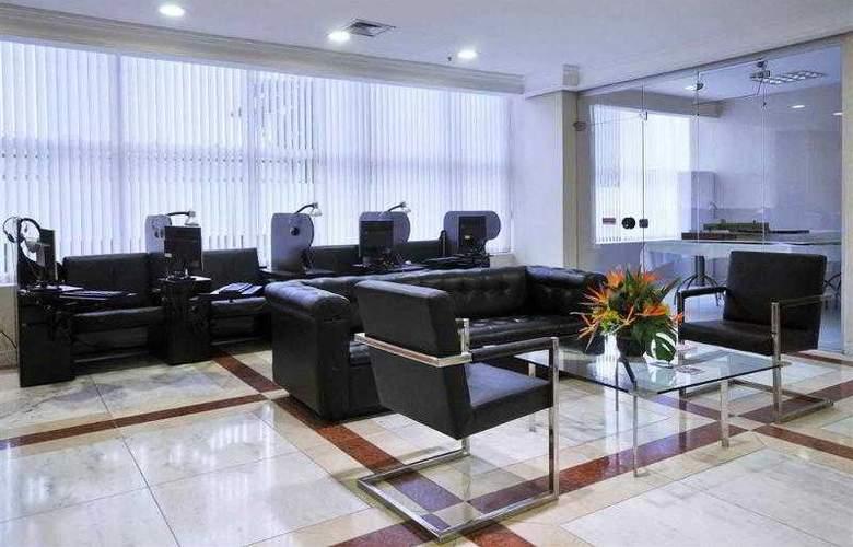 Mercure Sao Paulo Nortel Hotel - Hotel - 7